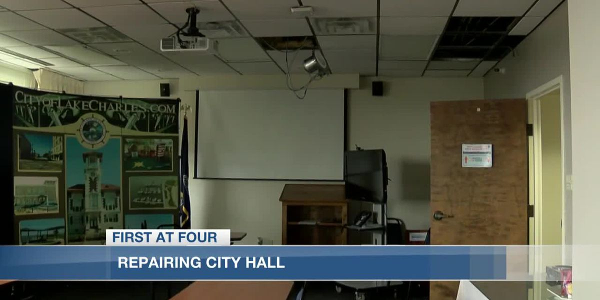 City Hall continues rebuilding following storms