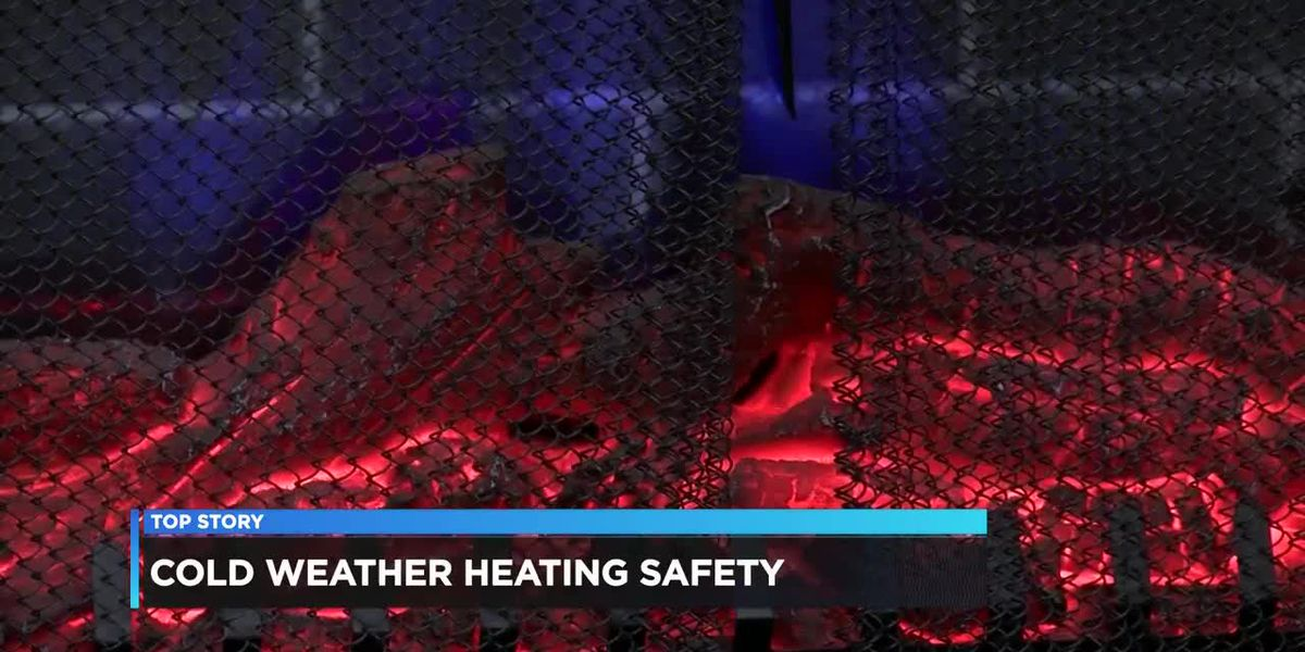 Staying safe when heating your home