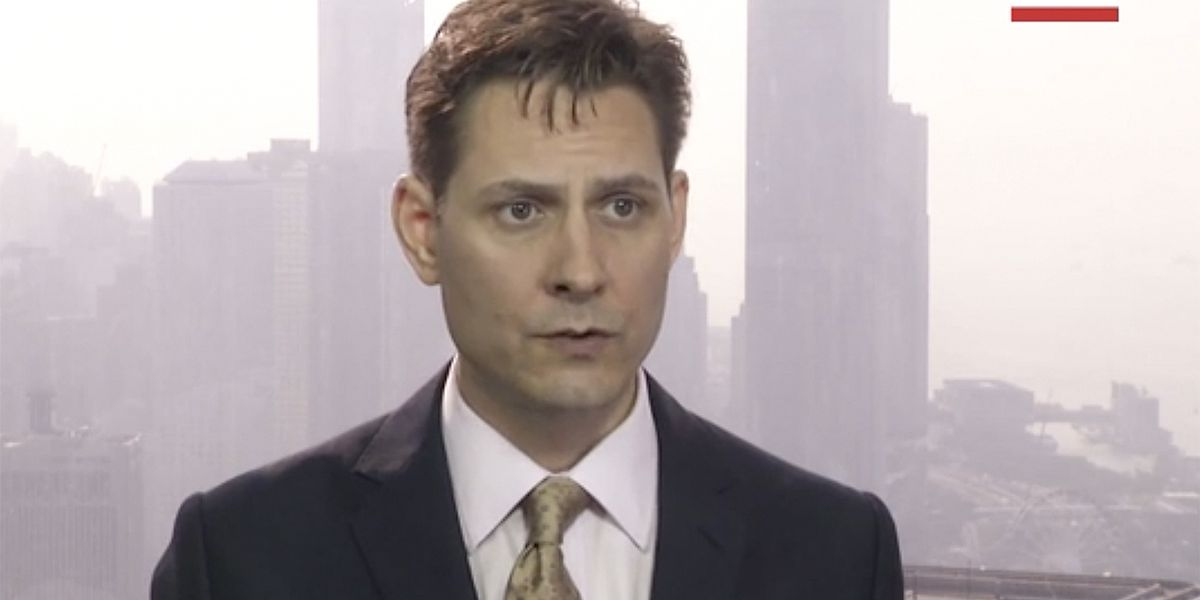 Canadian ex-diplomat detained in China, official confirms