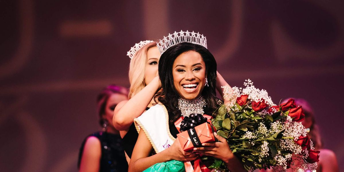 Alyssa Ceasar crowned Miss LSU-USA