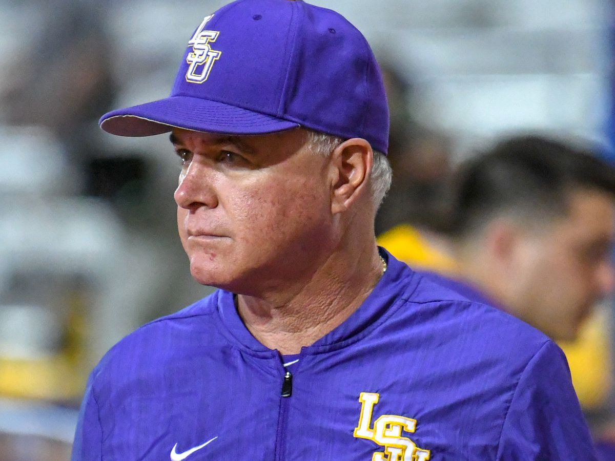 No. 20 LSU baseball drops final game to Auburn in extras