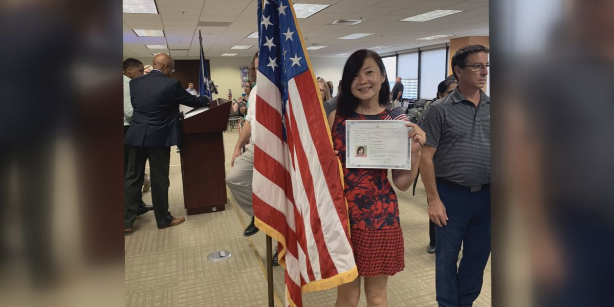 Local food truck owner becomes U.S. citizen