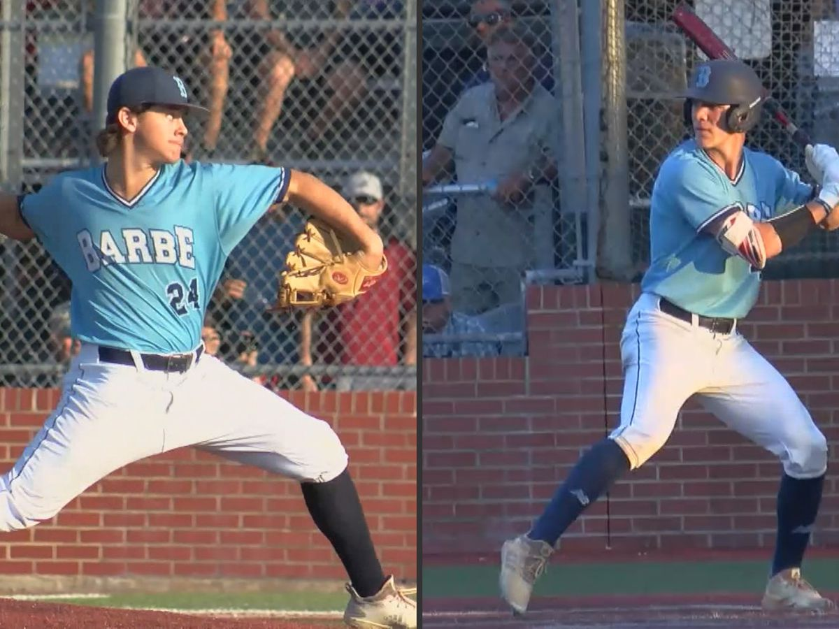 Barbe's Drost, Walker named High School All-Americans by Collegiate Baseball