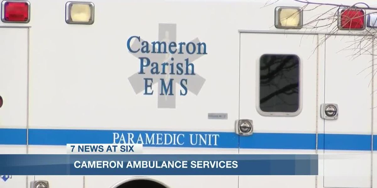 Cameron ambulance services still dealing with impacts of Laura, Delta