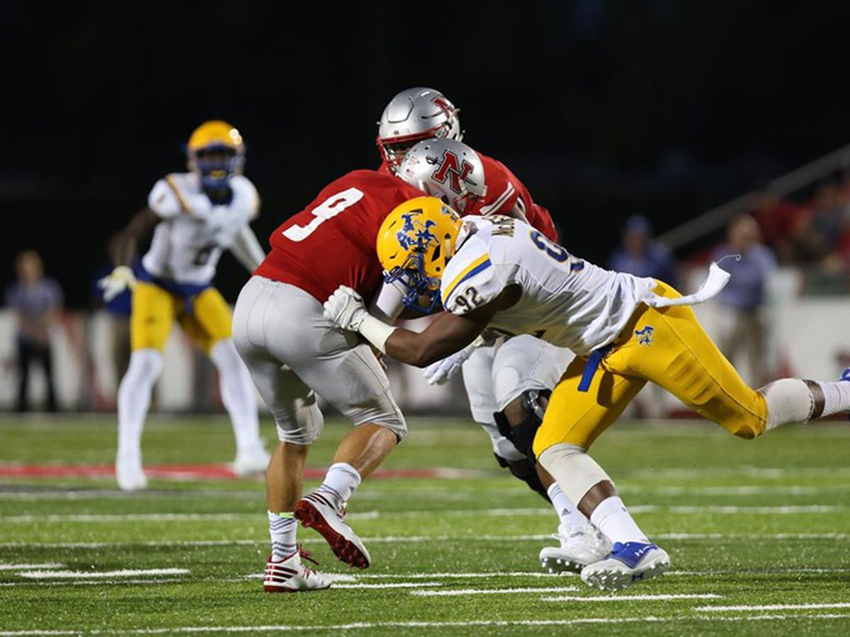 Chris Livings enters 2019 in reach of McNeese sack record