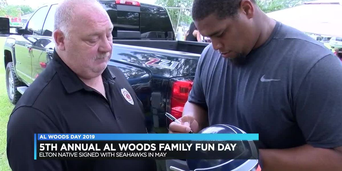 Fifth annual Al Woods Fun Day