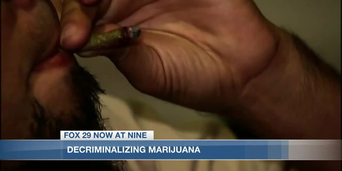 Louisiana House passes a marijuana decriminalization bill