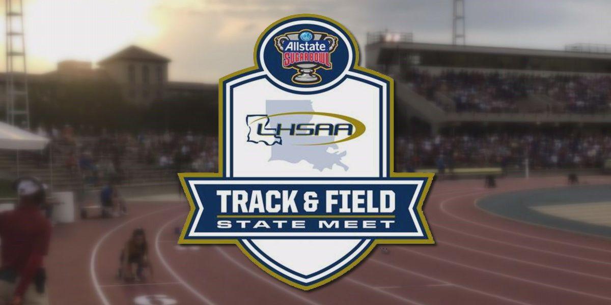 2019 LHSAA Outdoor Track & Field State Meet finals