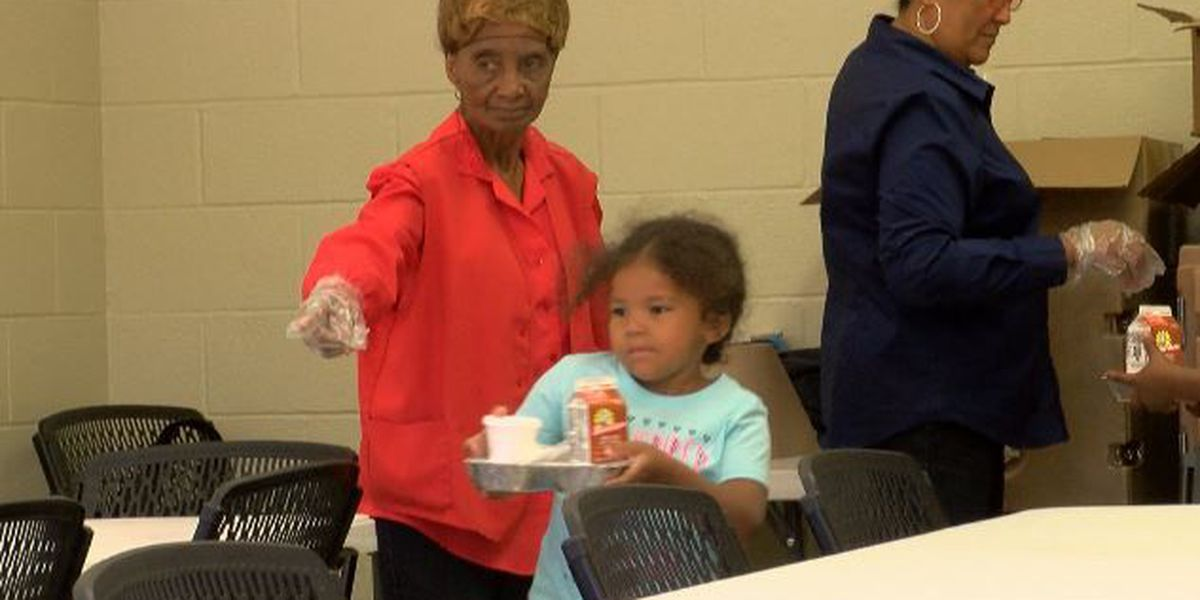 City of Lake Charles looking for Summer Food Program sites