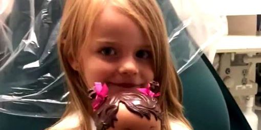 Dentist saves 5-year-old girl by finding tumor during routine cleaning