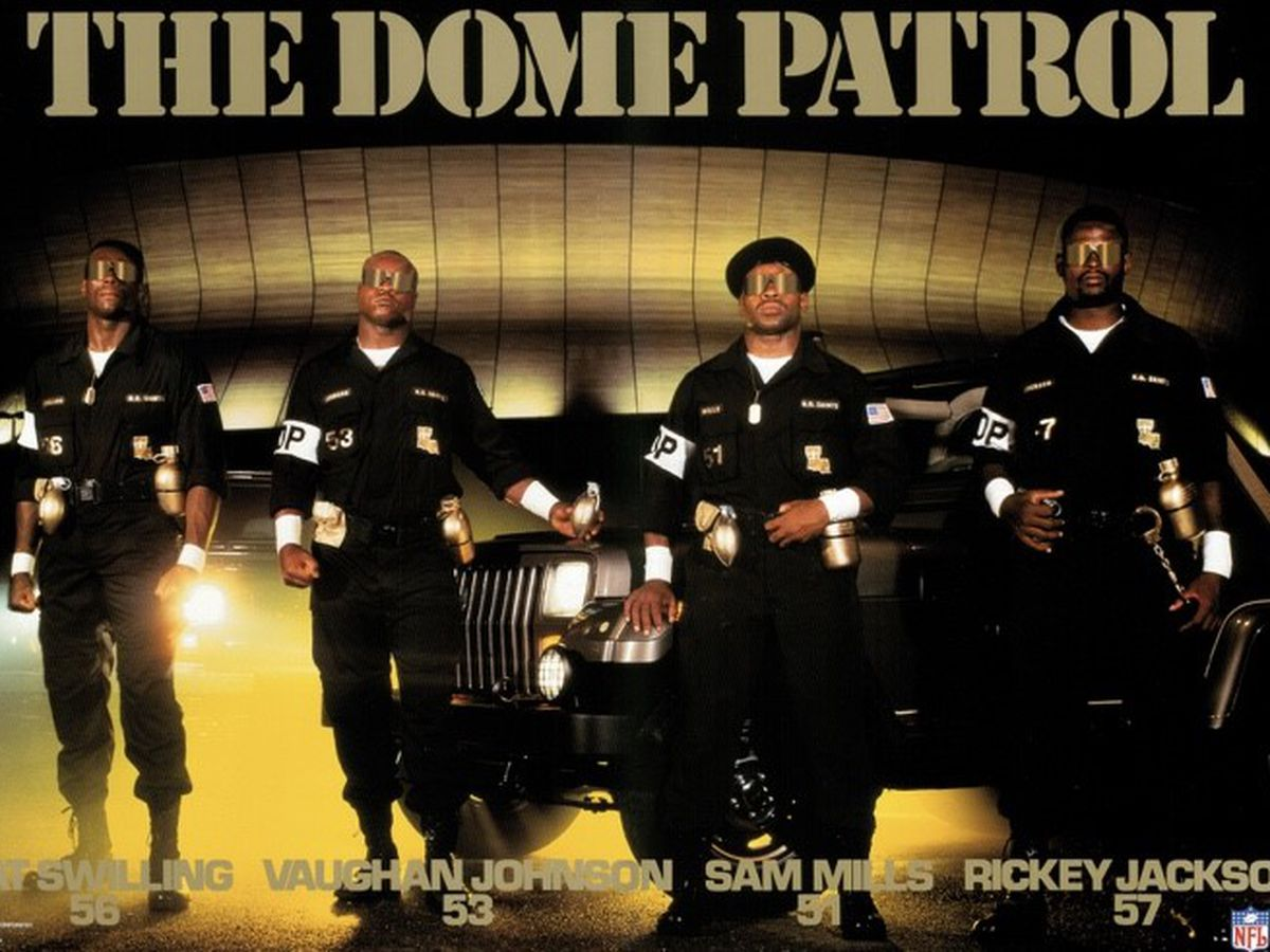 "Member of the Saints famed ""Dome Patrol,"" Vaughan Johnson passes away"
