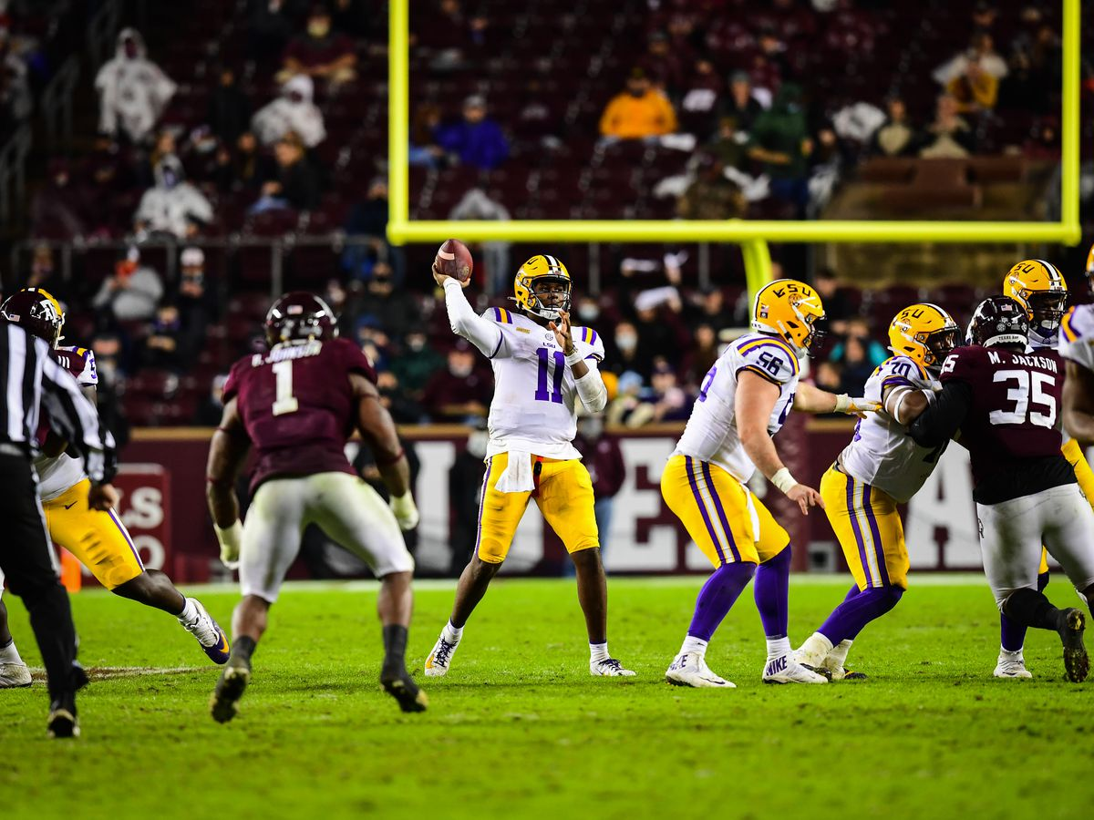 Coach Orgeron 'very disappointed' in the LSU offense