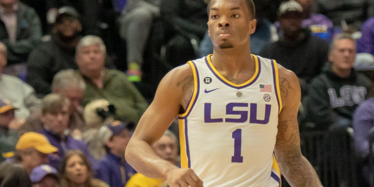 LSU's Javonte Smart entering NBA Draft