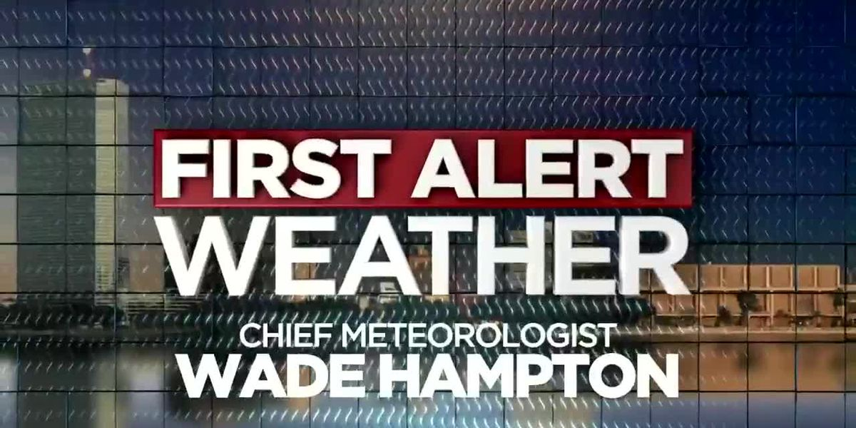 First Alert Forecast: Hot holiday weekend for SWLA