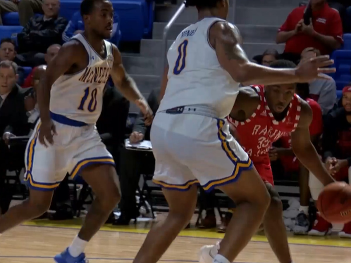 Cowboys can't escape miscues in 80-67 loss to ULL