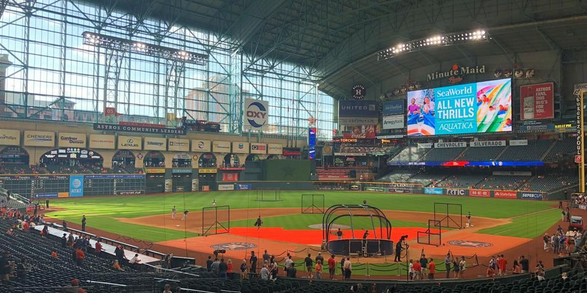 Houston Sports Authority extends Astros lease on Minute Maid Park through 2050