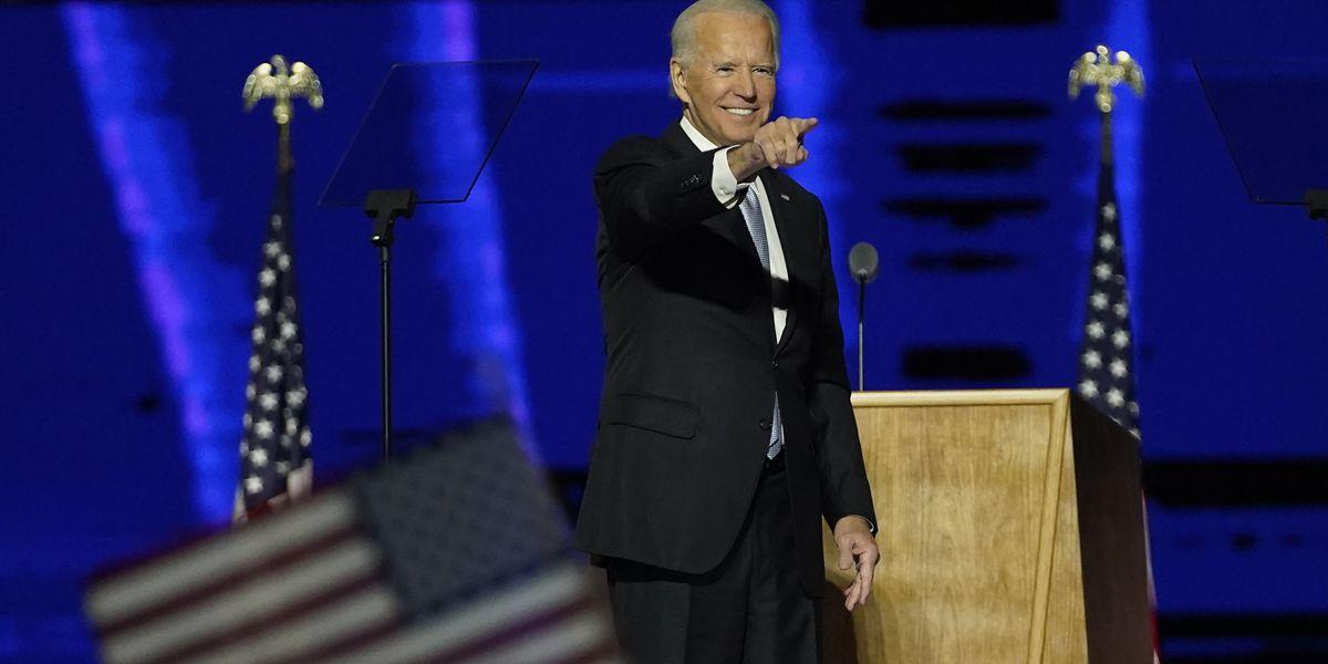 Biden targets virus as his White House transition begins