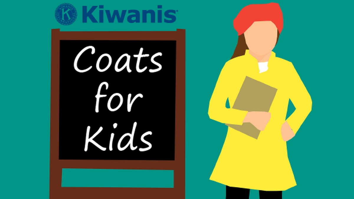 Kiwanis Lake Charles Coats for Kids