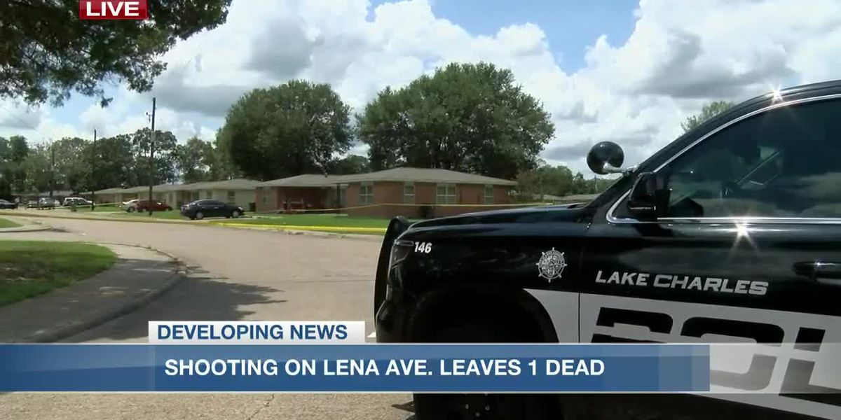 Homicide on Lena Ave.