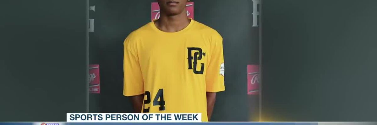 Sports Person of the Week - Landon Victorian