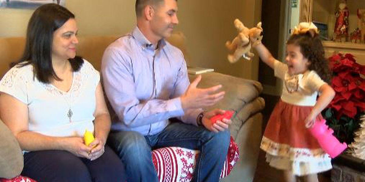 Couple who struggled with infertility gets unexpected blessing