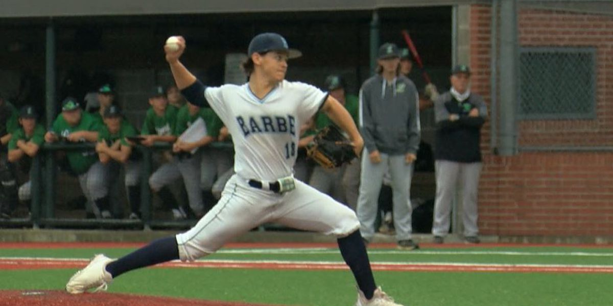 Barbe's Jack Walker no hits Lafayette in 10-0 victory
