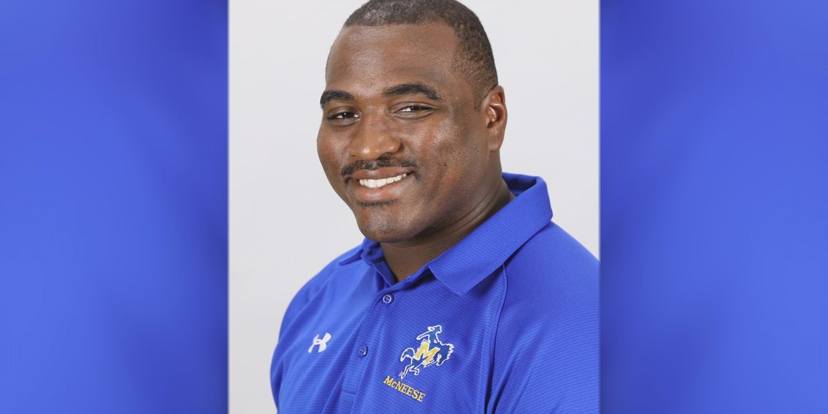 McNeese offensive lineman Collin Fountain sidelined following practice injury