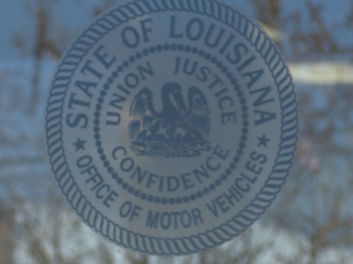 Louisiana OMV offices to remain closed Wednesday morning