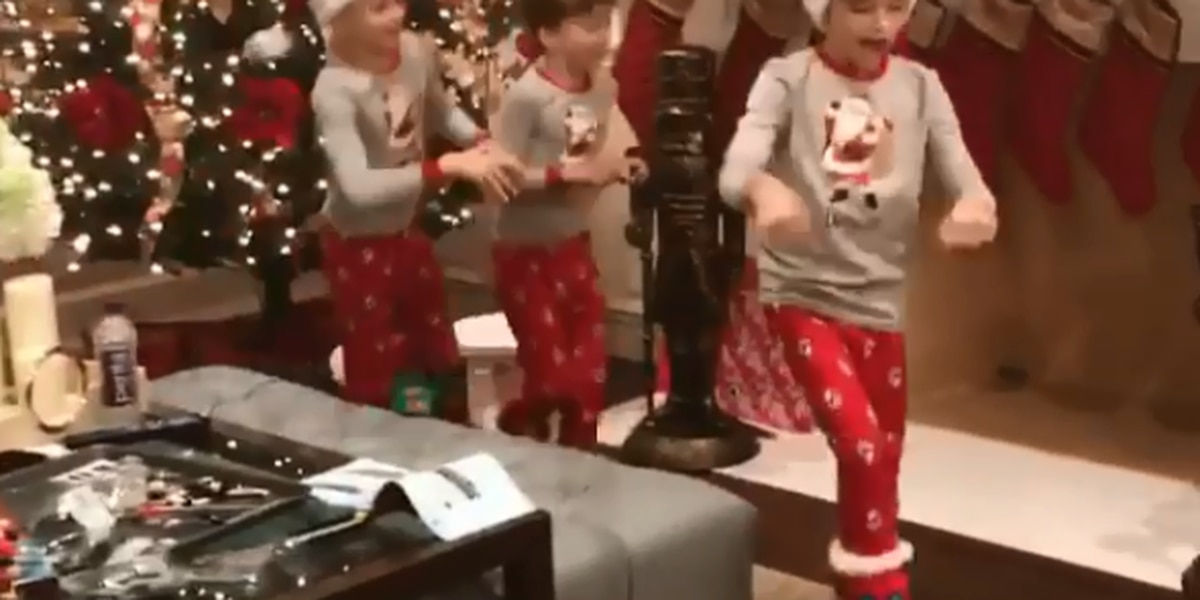 Section 642: Drew Brees Family Choppa Style Christmas