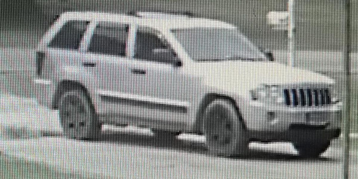 Iowa PD searching for vehicle believed to have been used in boat theft