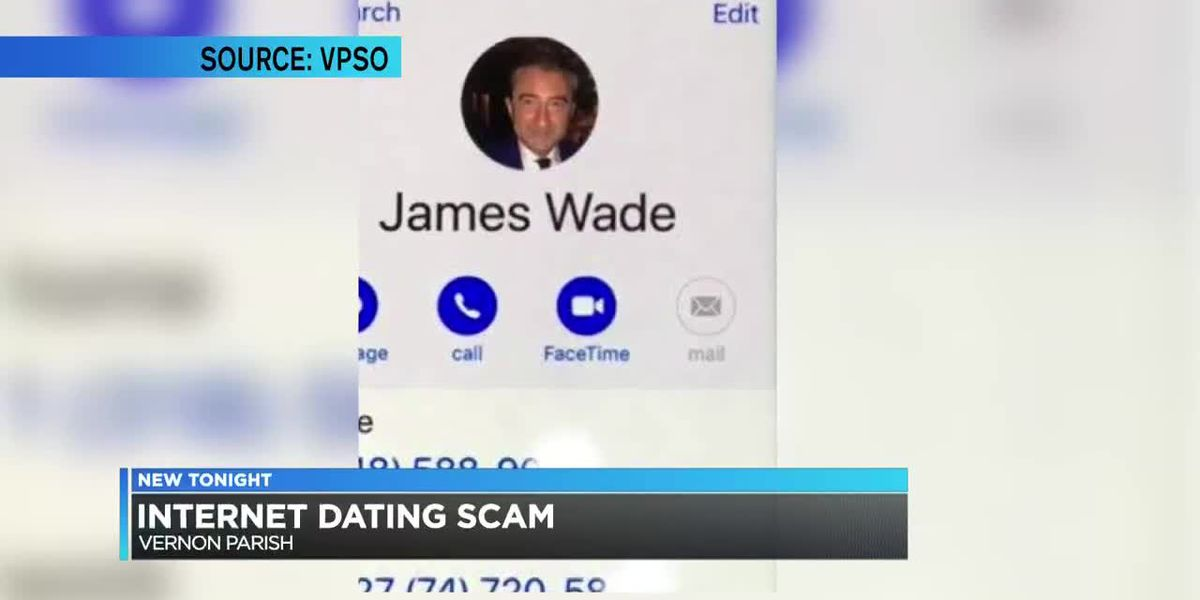 Online dating scam warning out of Vernon Parish