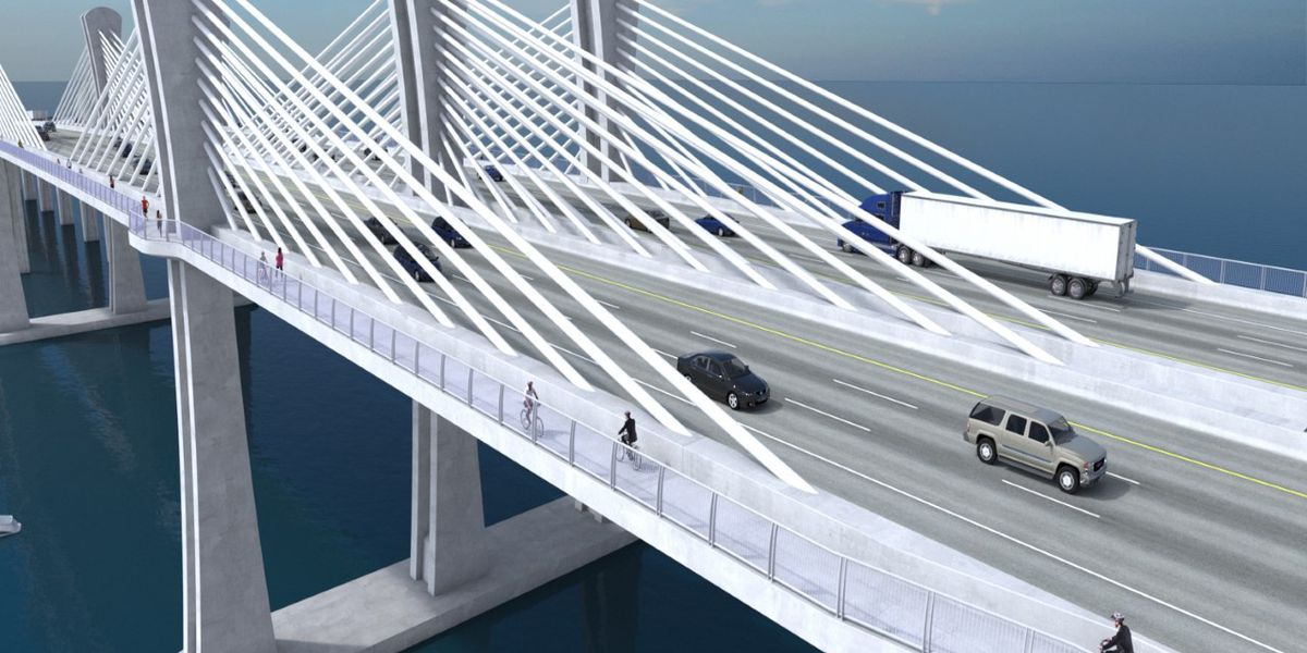 Chamber releases proposal for a new I-10 bridge