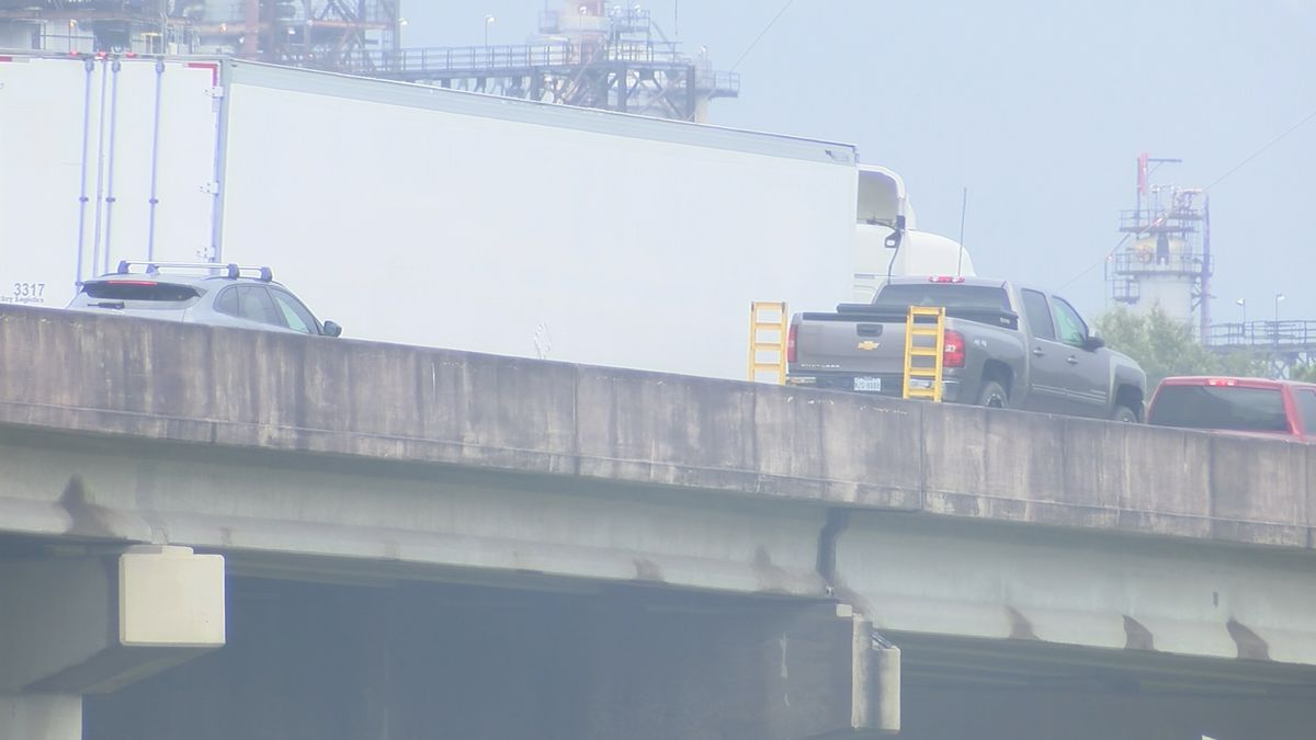 Emergency preparedness amid I-10 traffic congestion