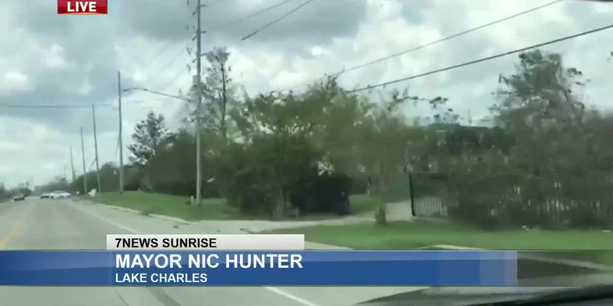 Sunrise Interview: Mayor Nic Hunter - Sept. 15, 2020
