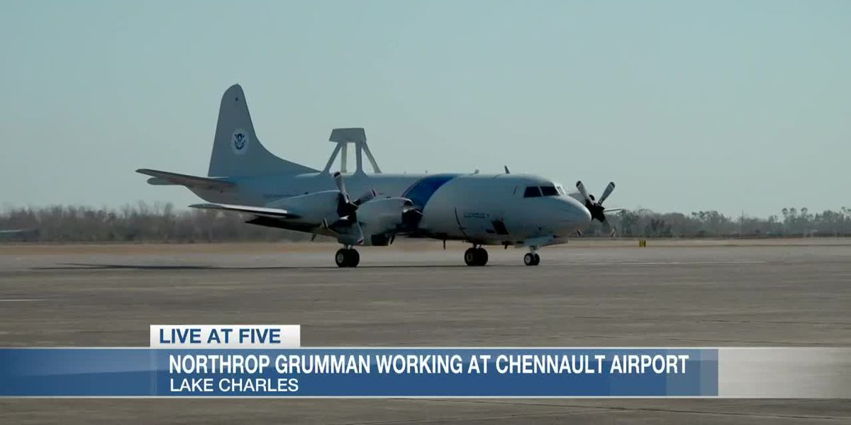 Chennault welcomes special aircraft for refurbishment