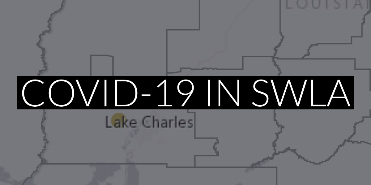 COVID-19 IN SWLA: 434 new cases over the weekend