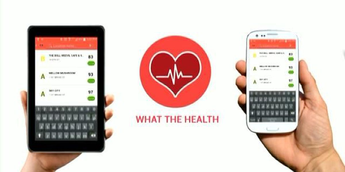 Free app to check health reports for all Louisiana restaurants