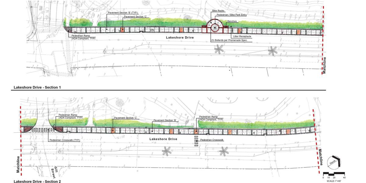 Lakeshore Drive multi-use path to be constructed with new DOTD grant