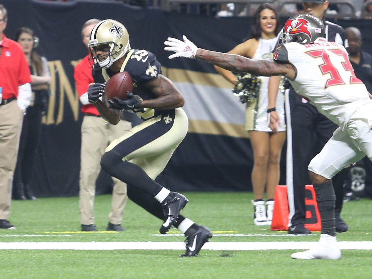 Payton said 'it's an option' Ted Ginn, Jr. returns this season