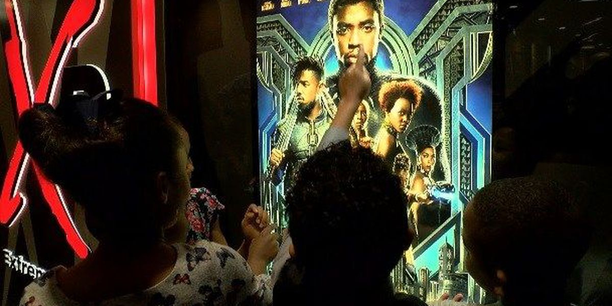 LC native buys over 200 tickets for community to see Black Panther