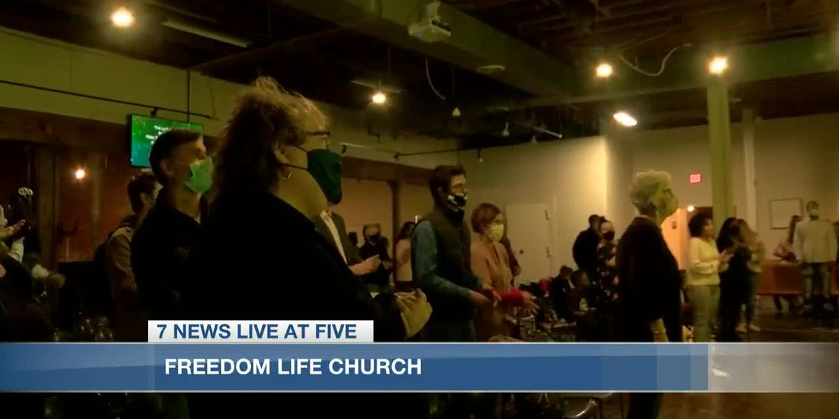 Freedom Life Church overcomes obstacles to get back some normalcy