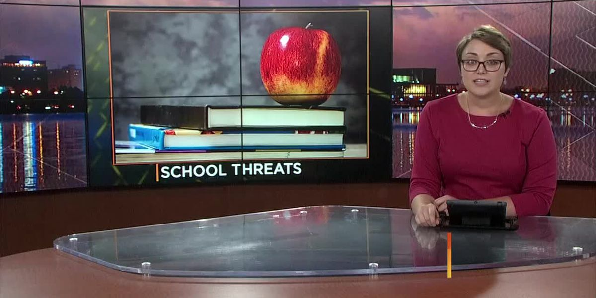 Consequences of making threats on schools on social media
