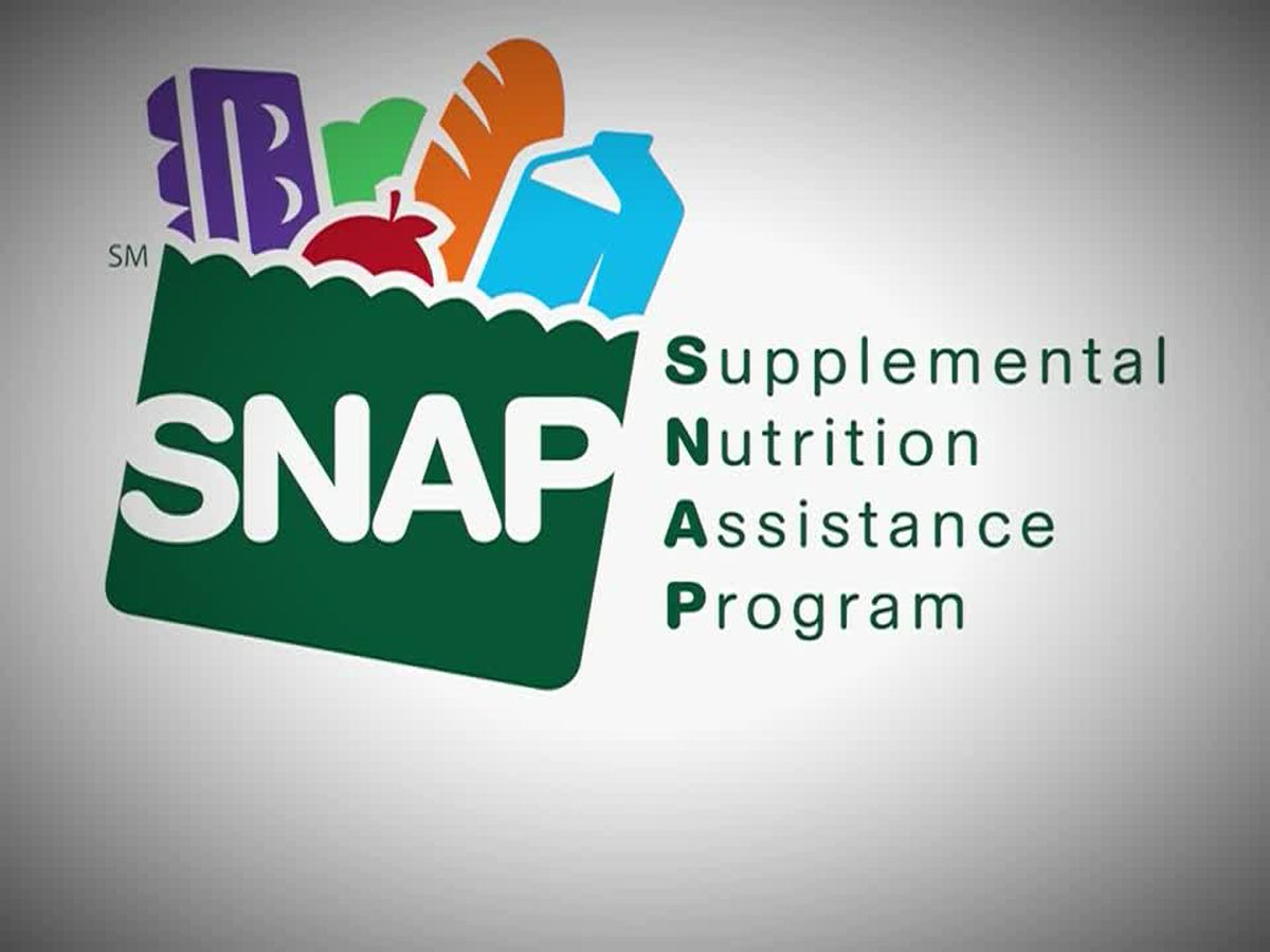 Supplemental SNAP benefits in response to COVID-19 will be issued to many Louisiana households