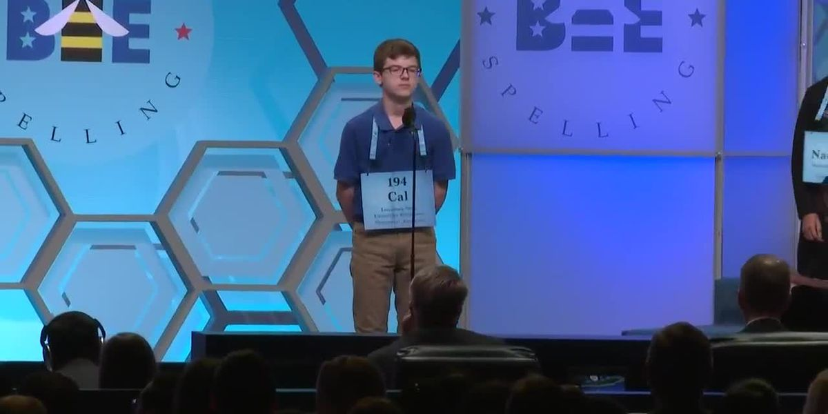 Caddo Middle Magnet student advances to finals at Scripps Spelling Bee