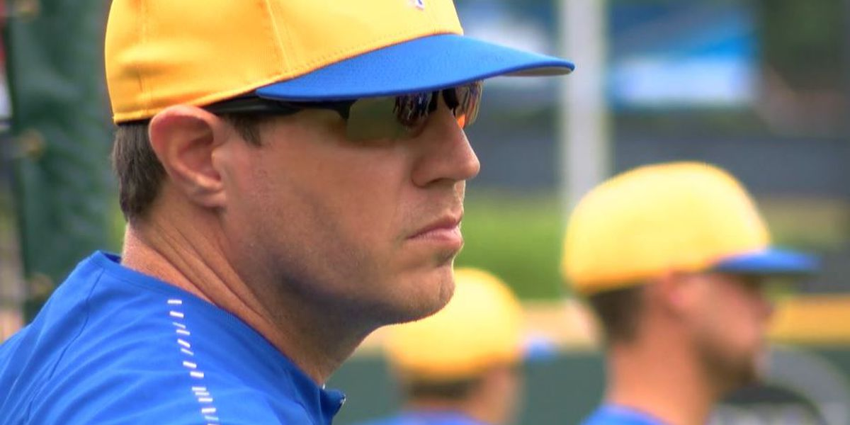 McNeese baseball coach Justin Hill out with COVID