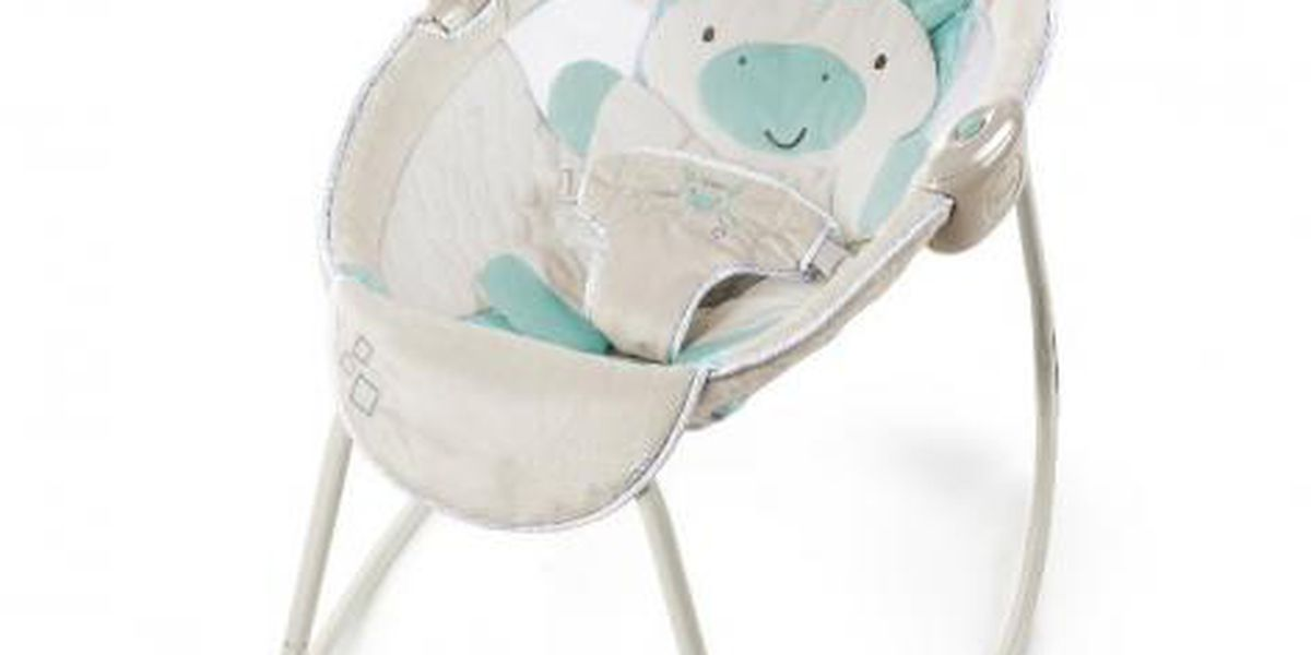 Nearly 700k children's rockers sold since 2012 recalled after reports of deaths