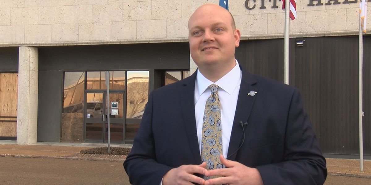 Meet the candidates running for Lake Charles Mayor: Nic Hunter