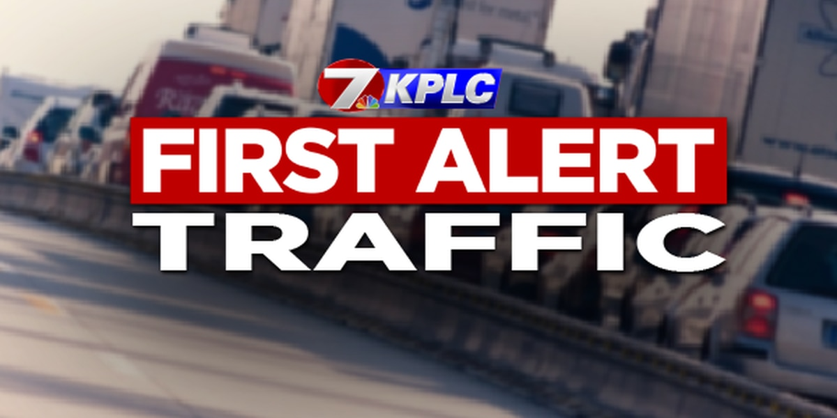 FIRST ALERT TRAFFIC: W Prien Lake Road closed due to wreck