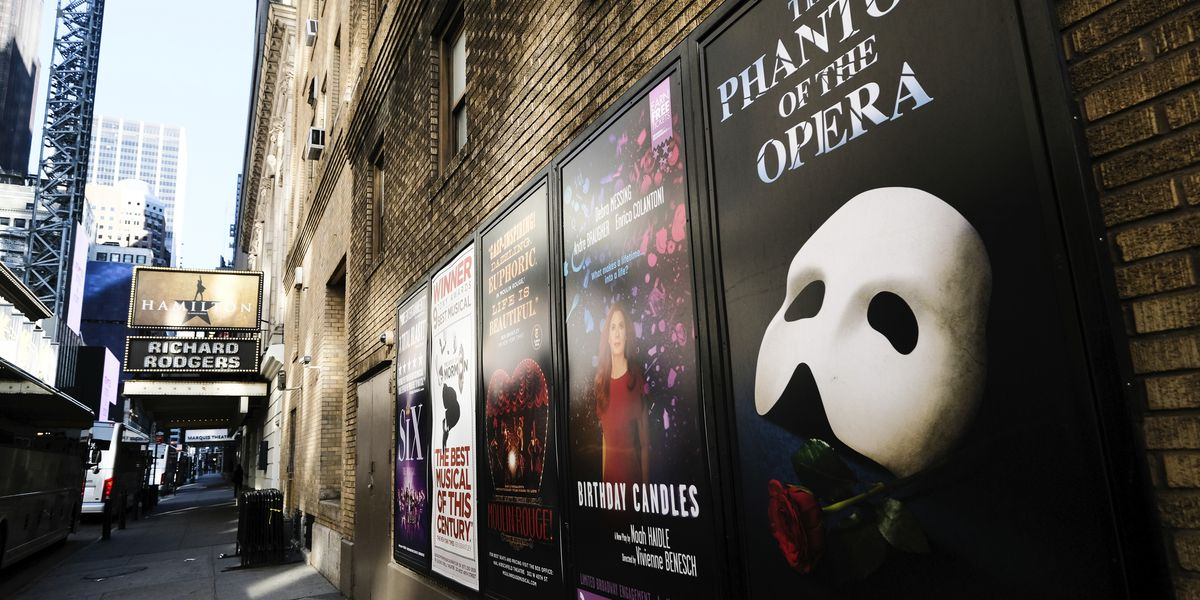 Broadway readies imminent ticket sales for a fall reopening