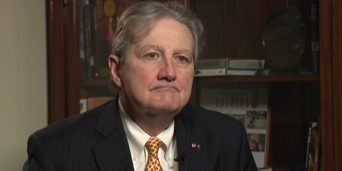 Senator Kennedy weighs in on President Trump's 2021 fiscal year budget plan